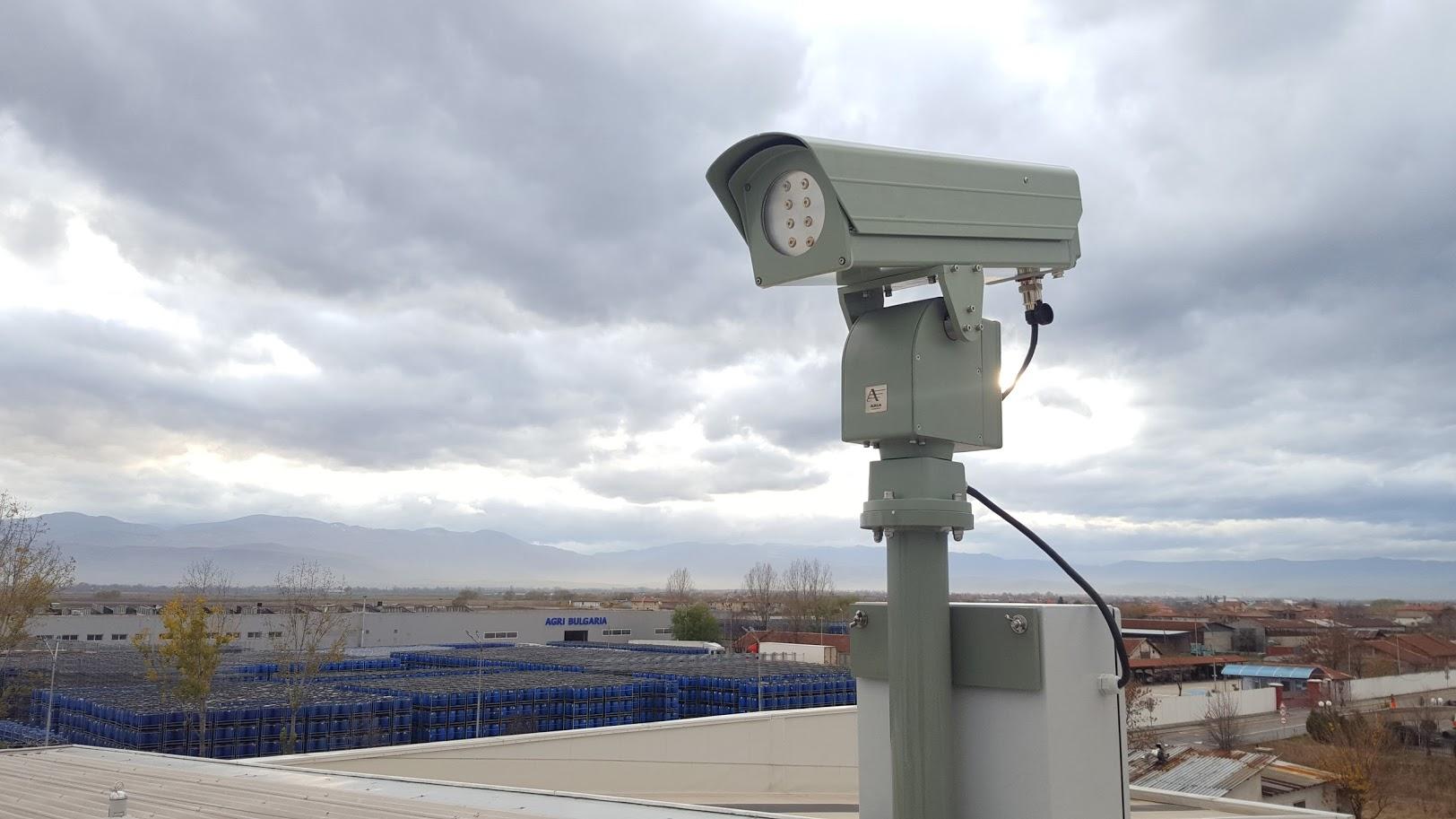 一体化米乐国际m6平台摄像机